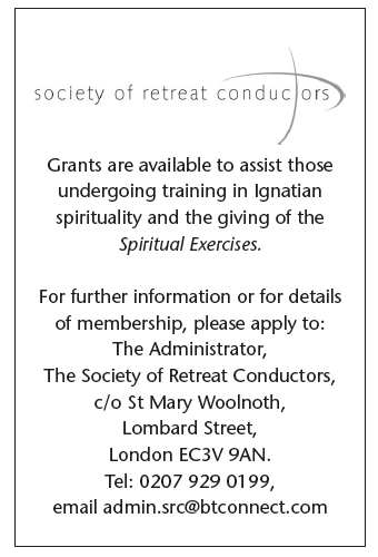 retreat grant advertisement image
